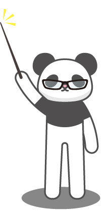 目次パンダ